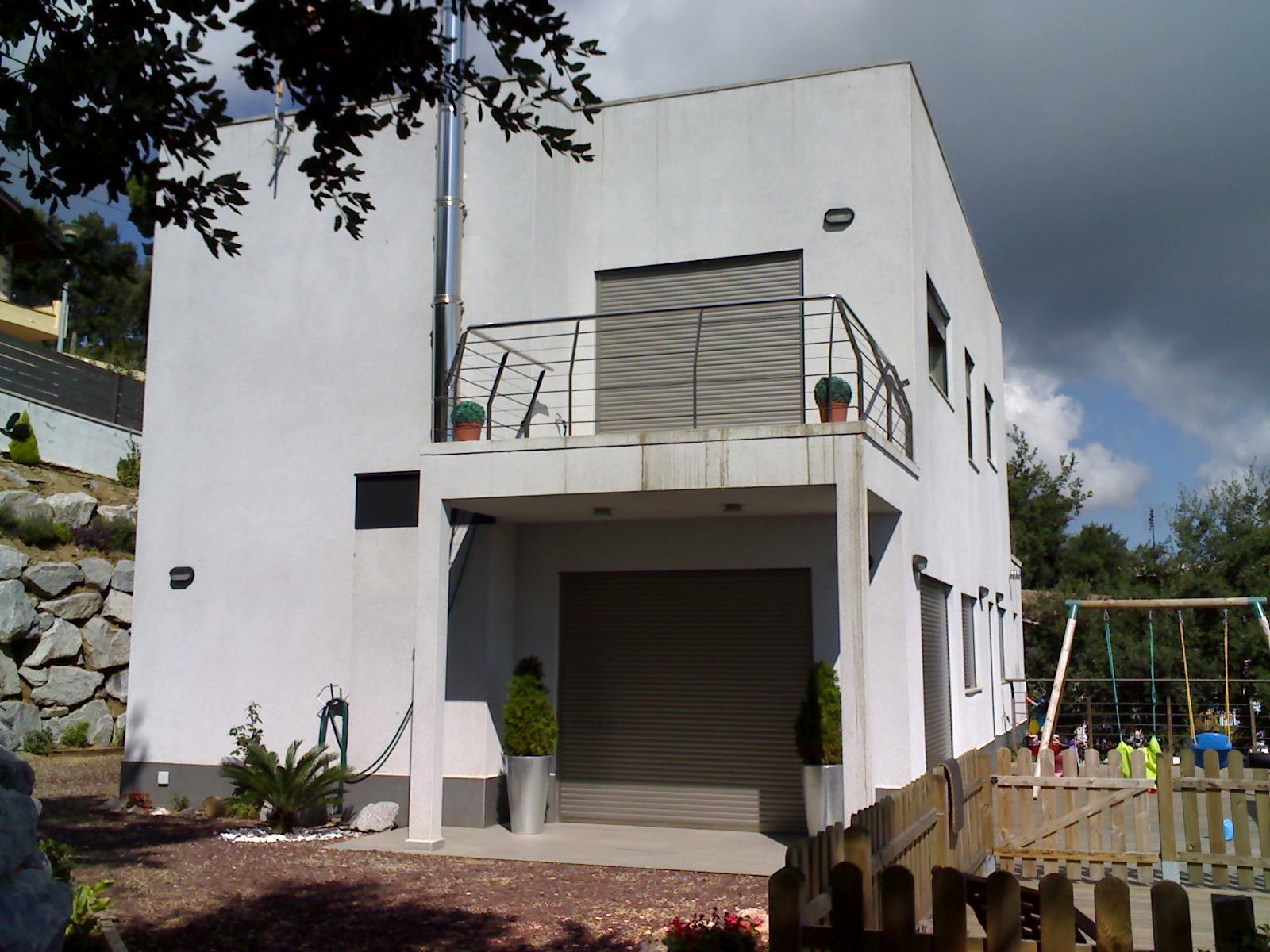 Construccion de casas en acero steel framing house - Casas ecologicas en espana ...